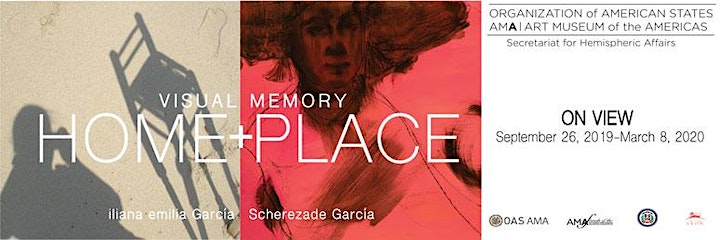 Visual Memory: Home and Place Panel and Book Presentation image