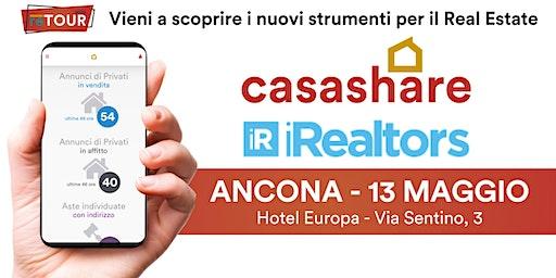 Aula formativa con Casashare ed iRealtors ad Ancona