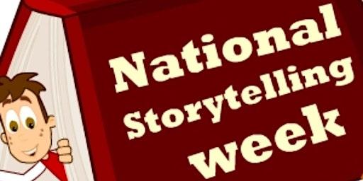 National Story Telling Week