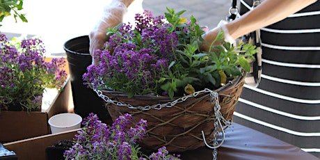 Mother's Day Hanging Basket Class tickets