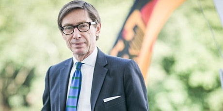 Talk by German Ambassador to the UK with Q&A + Lunch tickets