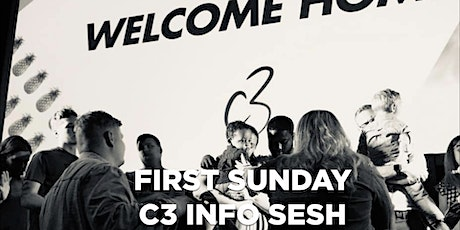 Welcome To C3 - Info Sesh tickets
