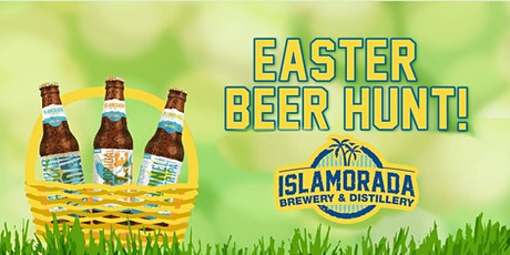 Easter BEER Hunt at Islamorada Brewery & Distillery tickets