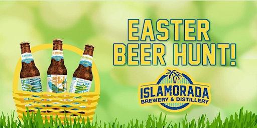 Easter BEER Hunt at Islamorada Brewery & Distillery
