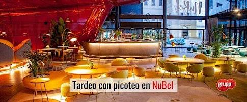 Tardeo Single con picoteo en Nubel