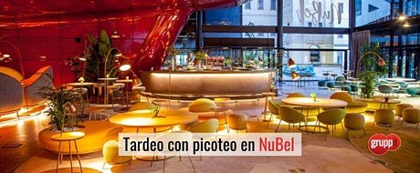 Tardeo Single con picoteo en Nubel entradas