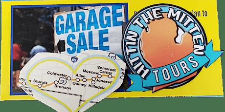 US12 HERITAGE TRAIL  ANNUAL GARAGE SALE BUS TOUR tickets