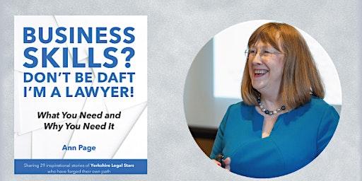 Do lawyers need business skills?