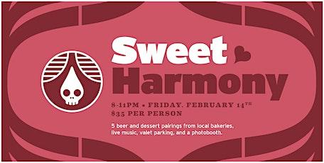 Sweet Harmony - Rhinegeist Beer and Dessert Pairing tickets