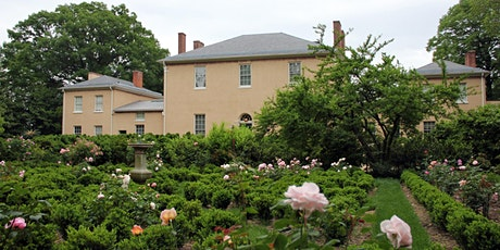 POSTPONED - Day Trip: Dumbarton House & Tudor Place tickets