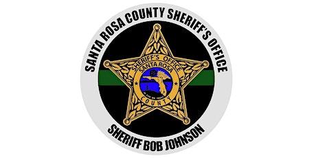 Santa Rosa Sheriff's Office-Citizen Firearm Safety Course tickets