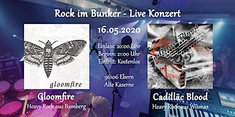 Rock im Bunker - Heavy Rock Live Konzert Tickets