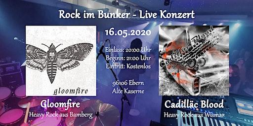 Rock im Bunker - Heavy Rock Live Konzert
