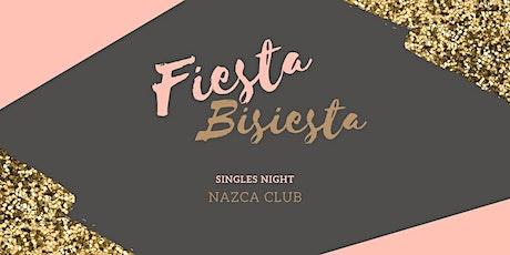 Fiesta Bisiesta para SINGLES entradas