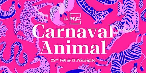La Fresca Carnaval Animal @El Principito