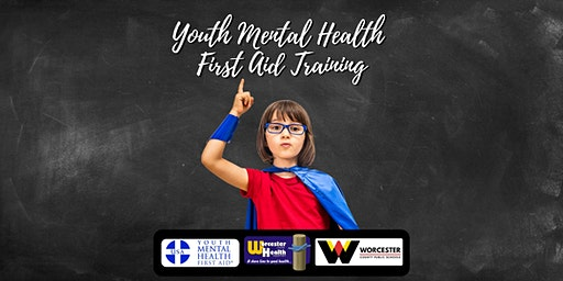 Youth Mental Health First Aid hosted by Worcester County Public Schools