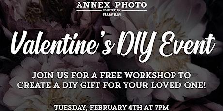Valentine's DIY Event tickets