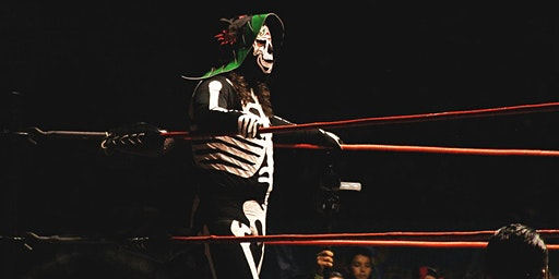 Lucha libre Mexican wrestling live in Tijuana