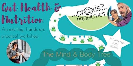 Gut Health & Nutrition tickets