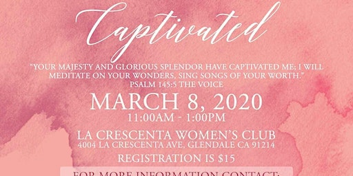 Arts, Media and Sports Women's Day: Captivated