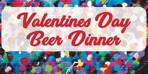 Victory Valentine's Day Beer Dinner