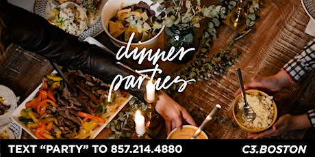 Dinner Parties - Find yours! tickets