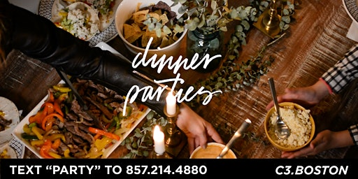 Dinner Parties - Find yours!