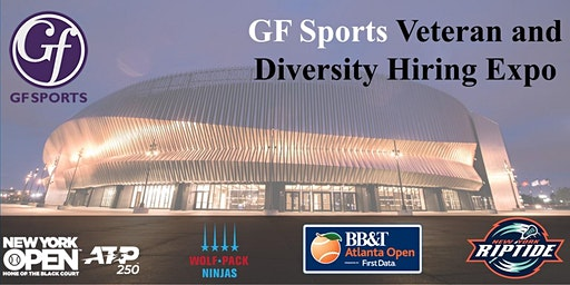 GF Sports Veteran and Diversity Hiring Expo