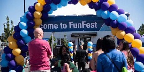 Complimentary Community FunFest  tickets