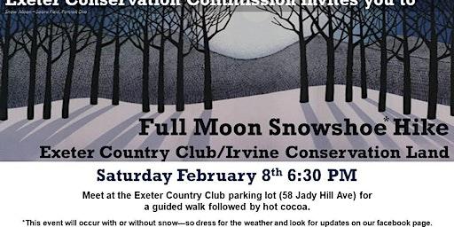 2020 Full Moon Snowshoe