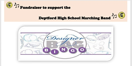 DHS Marching Band Bag Bingo tickets