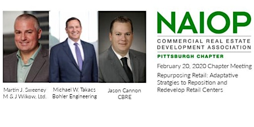 February NAIOP Pittsburgh Chapter Meeting
