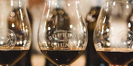 Goose Island Bourbon County Brand Stout Vertical Dinner tickets