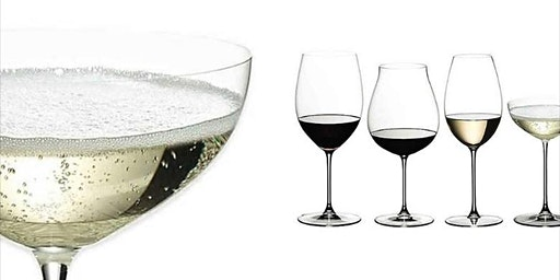 Glass pairing wine tasting - The Riedel Experience