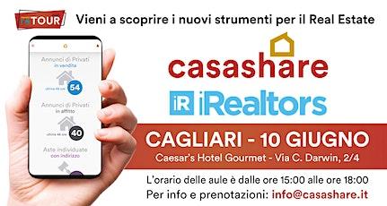 Aula formativa con Casashare ed iRealtors a Cagliari biglietti