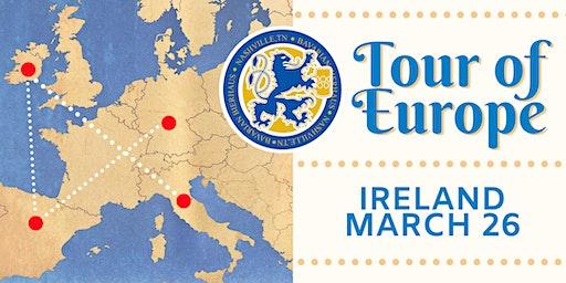 2020 Tour of Europe Dinner: Ireland