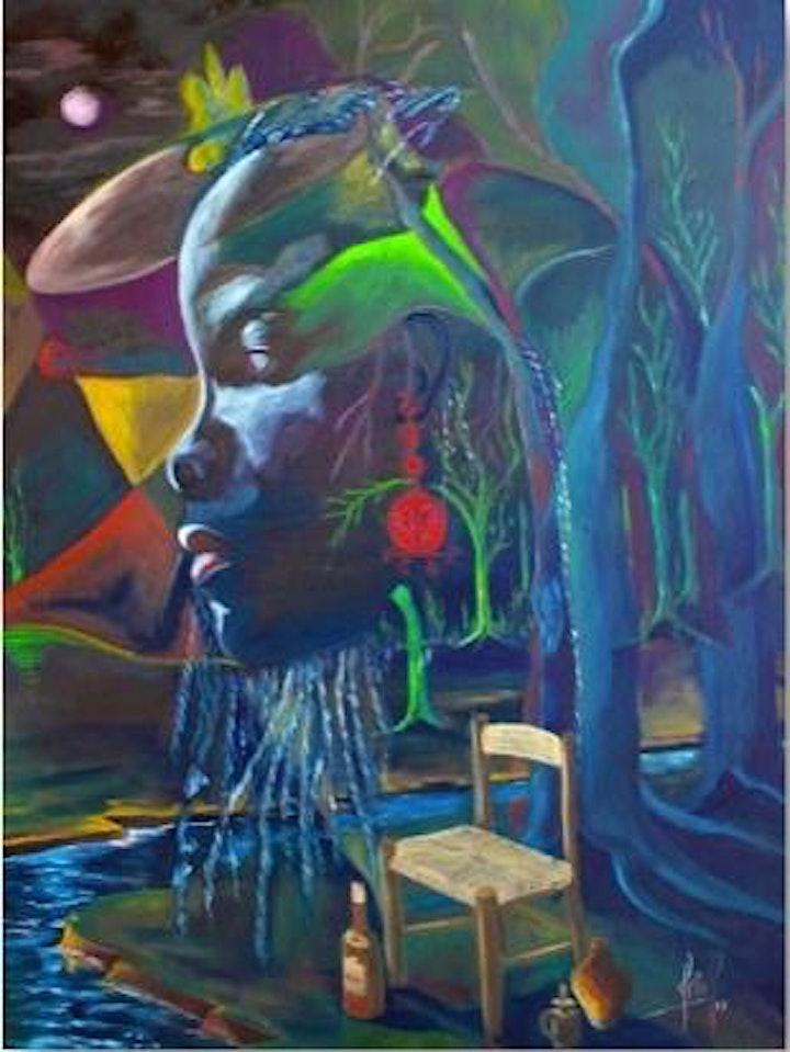 LAKOU LAKAY: IN MY OWN BACKYARD image