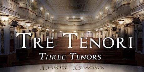 I Virtuosi dell'opera di Roma - THREE TENORS at Salone Margherita Theater biglietti