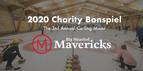 Big Hearted Mavericks 2020 Charity Bonspiel tickets