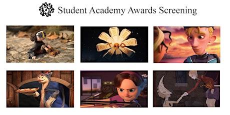 Student Academy Awards Screening tickets