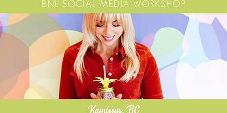 Master Your Social Media Marketing with BNL Social tickets