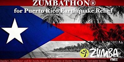 Zumbathon® for Puerto Rico Earthquake Relief