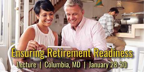 Retirement Readiness Lecture Series tickets