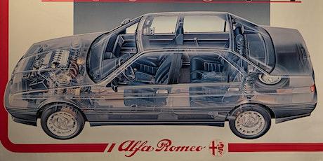 """Evento speciale """"Alfa 164""""  biglietti"""