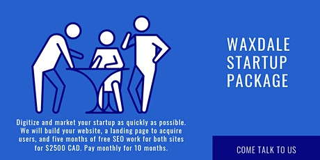 Pitch to digitize and market your startup quickly (Monday-Sunday 5:45 pm). billets