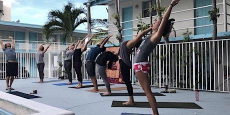 Yoga + Vino tickets