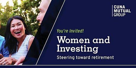 CUNA Mutual Group: Women & Investing Educational Seminar tickets