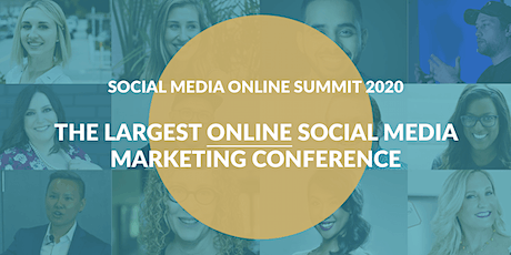 Social Media Online Summit 2020 (Online Conference) tickets