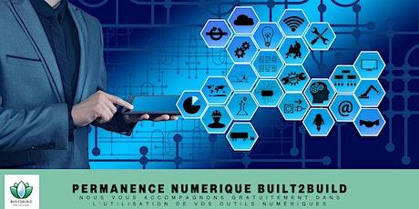 Permanence Numérique Built2Build billets