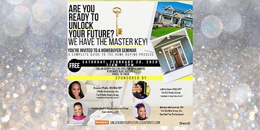 Unlocking Your Future - The Home Buying Process 2020